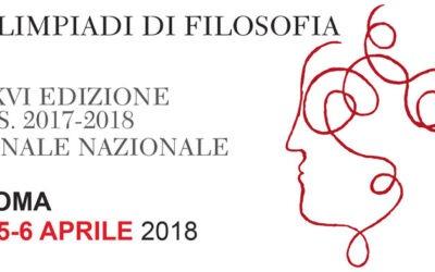Olimpiadi di Filosofia, sul podio le vincitrici e i vincitori della XXVI edizione
